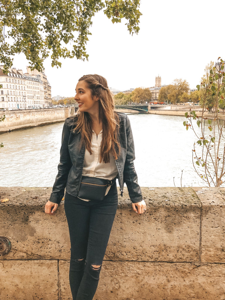 Seine River - Traveling to Paris