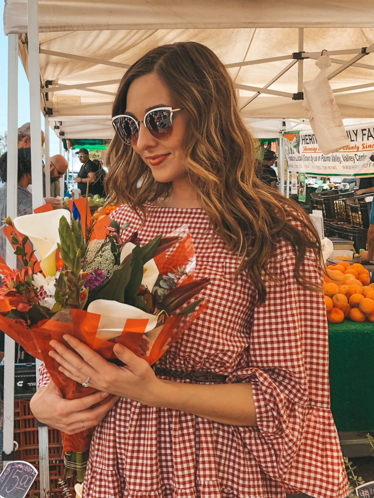Weekend in San Diego - Little Italy Mercato - Travel by Brit
