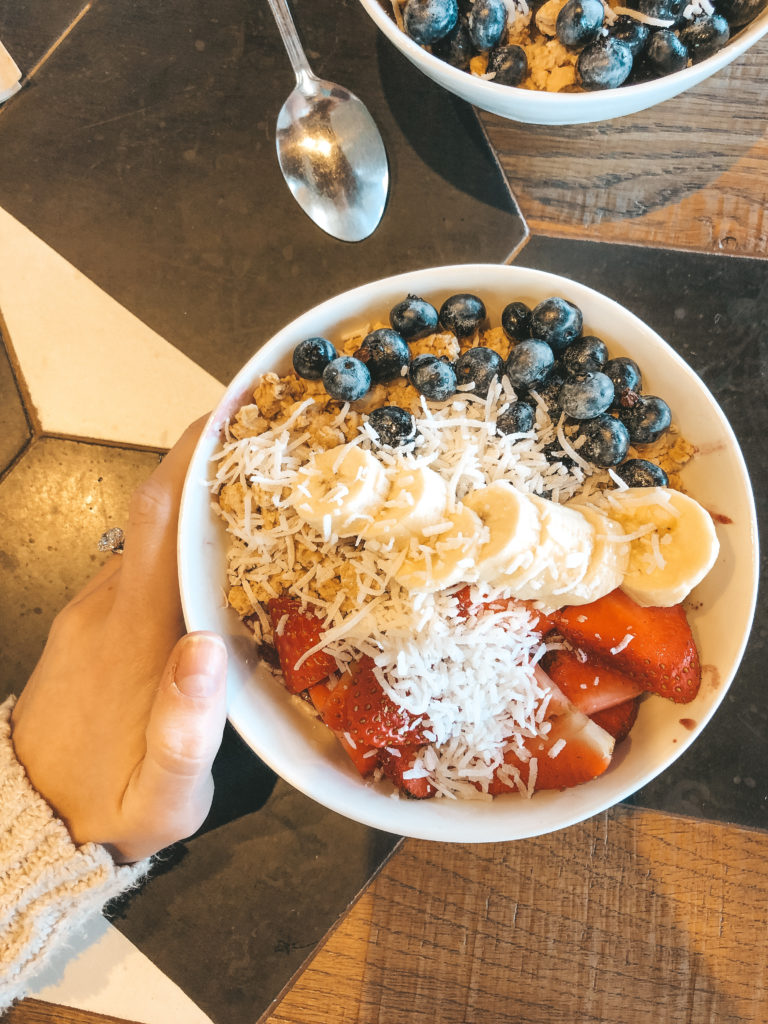 Better Buzz Coffee - Acai Bowls - Travel by Brit