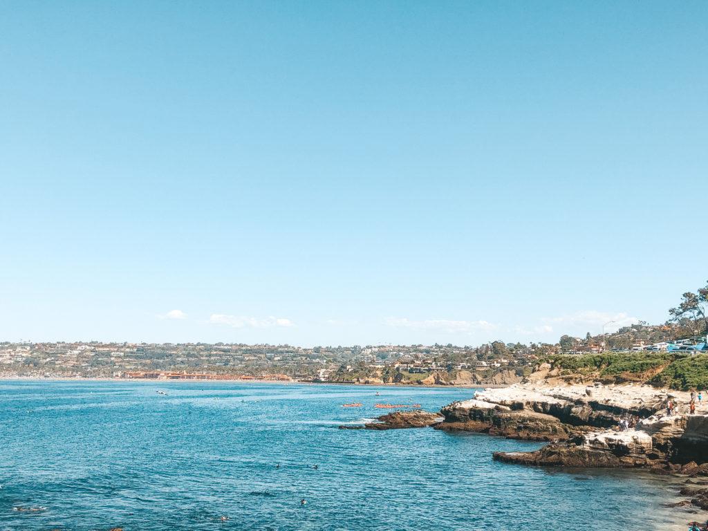 La Jolla Cove - Travel by Brit