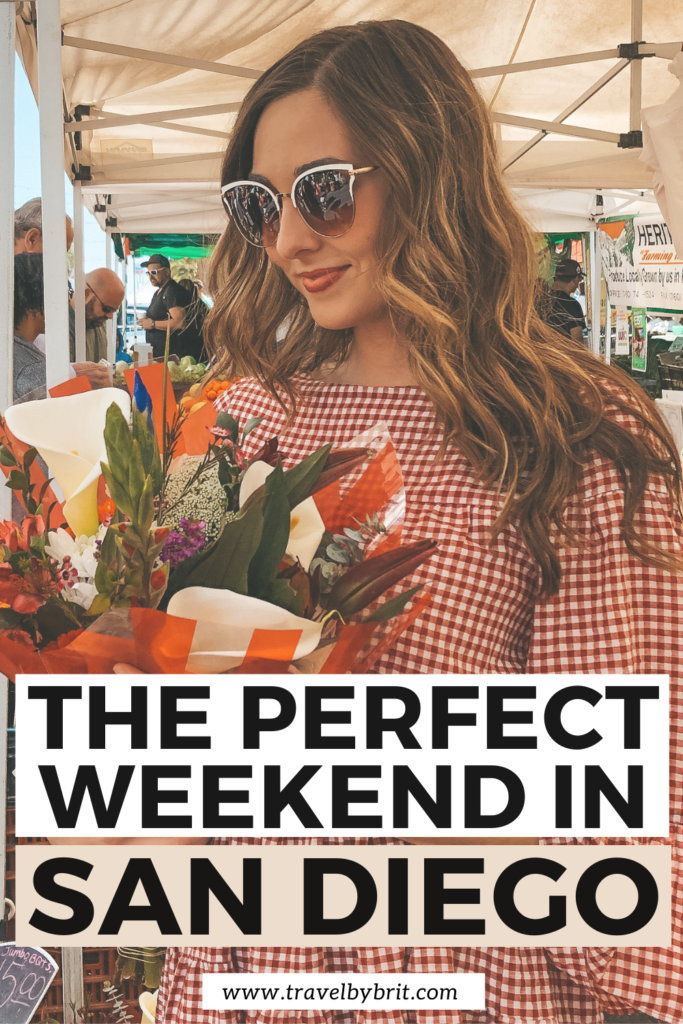 The Perfect Weekend in San Diego