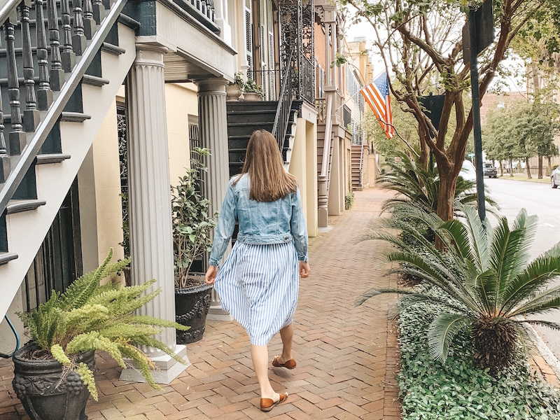 Best Day Trips from Charleston, SC - Savannah, Georgia - Travel by Brit