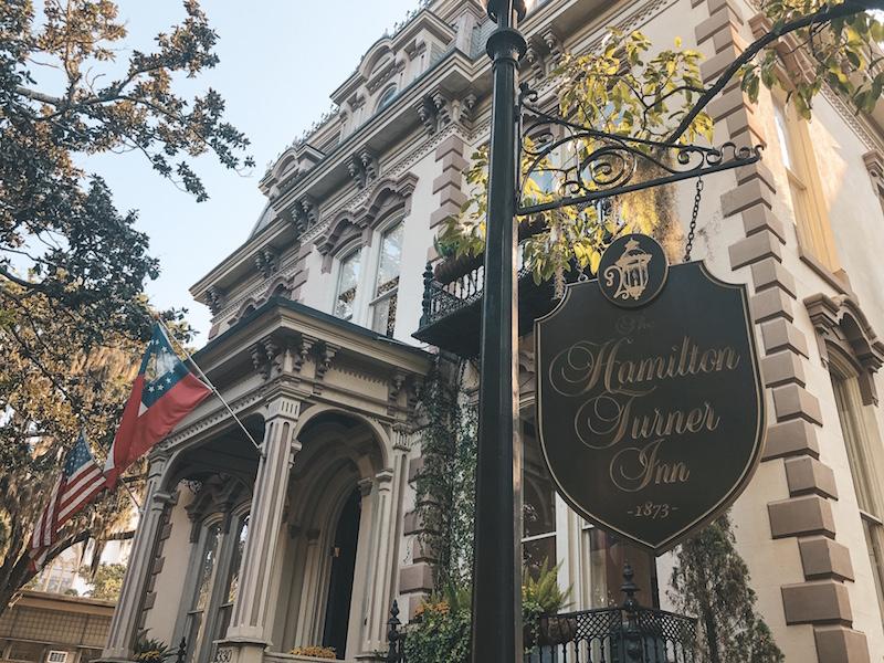 The Hamilton Turner Inn - Where to Stay in Savannah - Travel by Brit