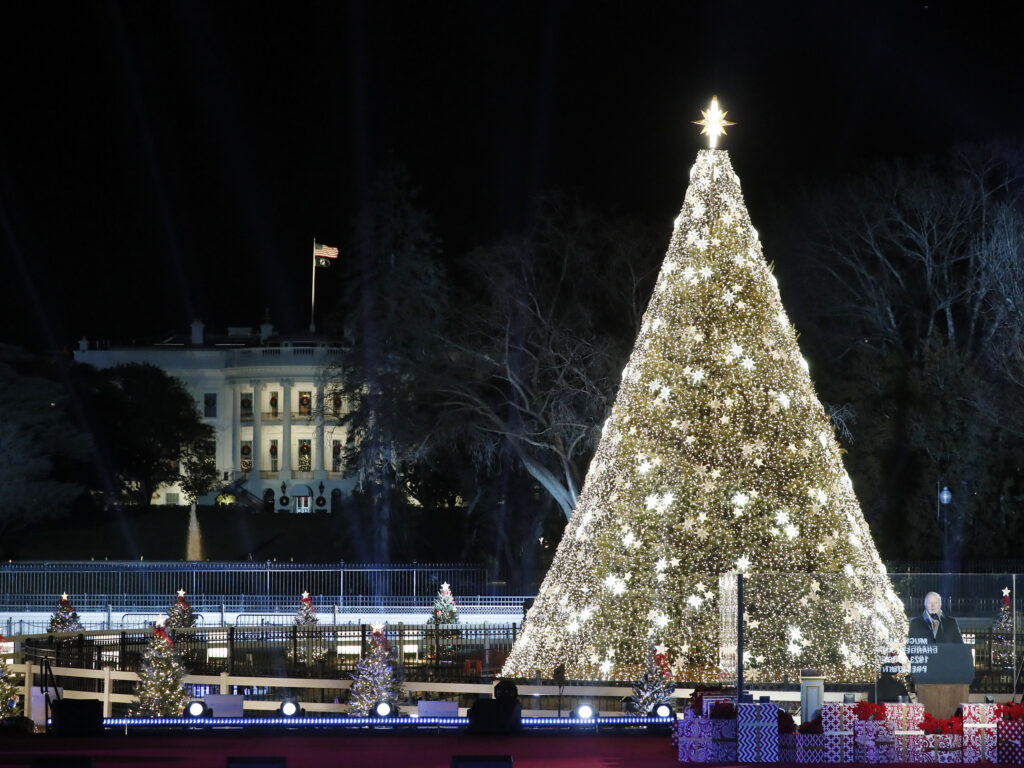 Christmas in Cities - Washington D.C.