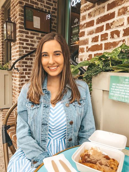 Best Places to Eat in Savannah - Mirabelle Savannah | Travel by Brit