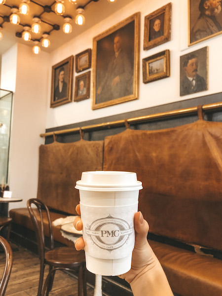 Best Places to Eat in Savannah - The Paris Market Cafe | Travel by Brit