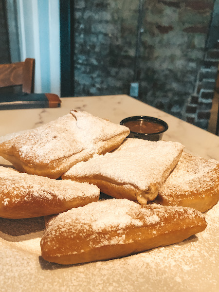 Savannah Desserts - Huey's | Travel by Brit