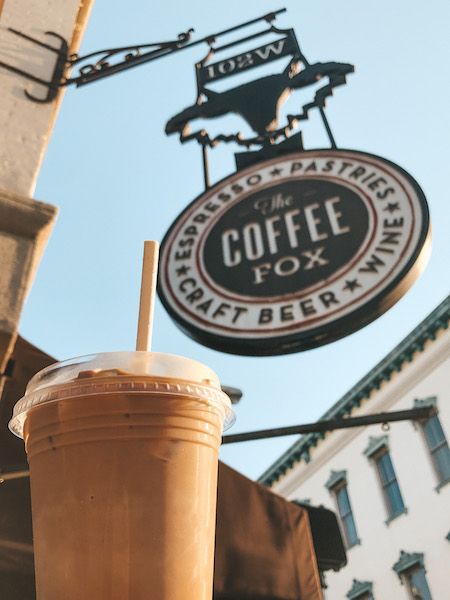 Best Places to Eat in Savannah - The Coffee Fox | Travel by Brit