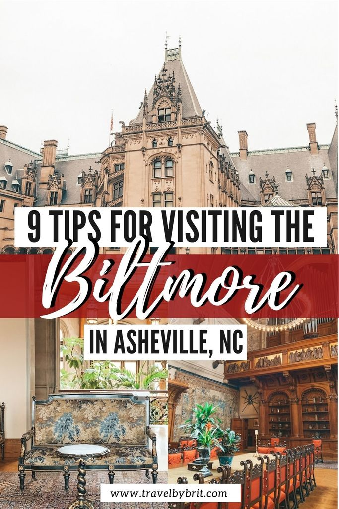 Tips for Visiting the Biltmore Estate in Asheville